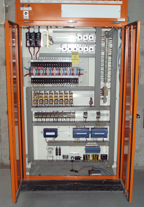 Mechanical Modifications to existing mechanical services Switchboards