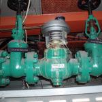 pneumatic condenser-water-valve