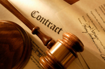 Contract management Clauses