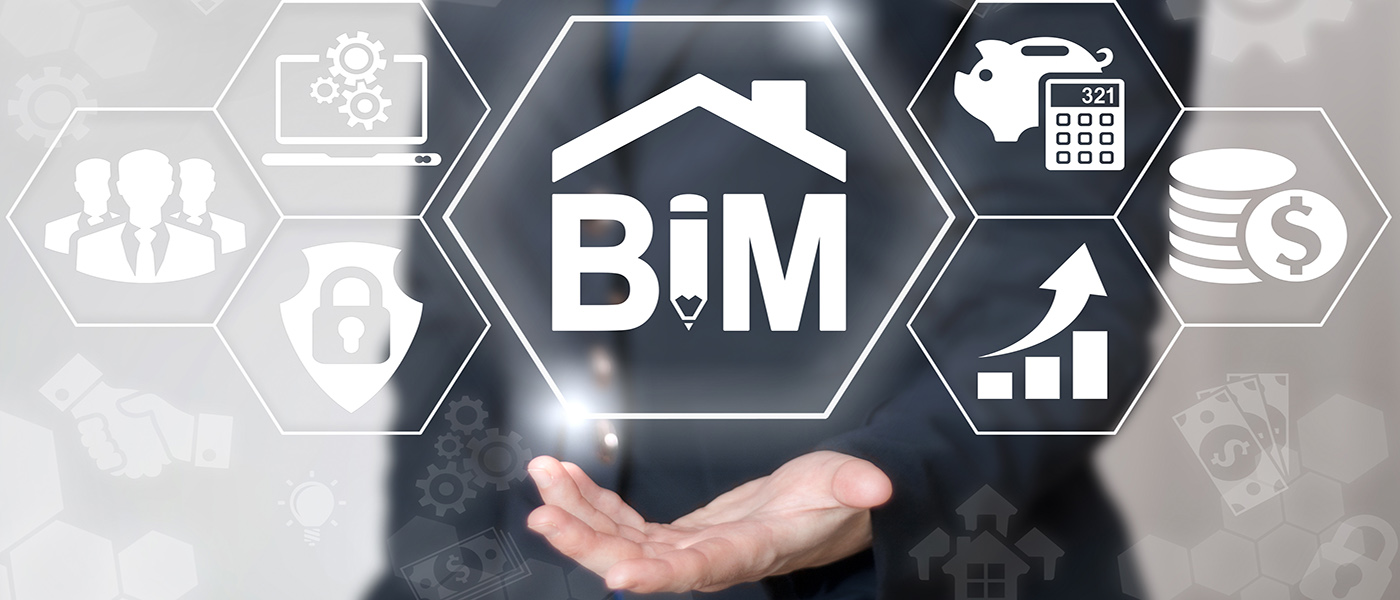 BIM models in commercial buildings facility management