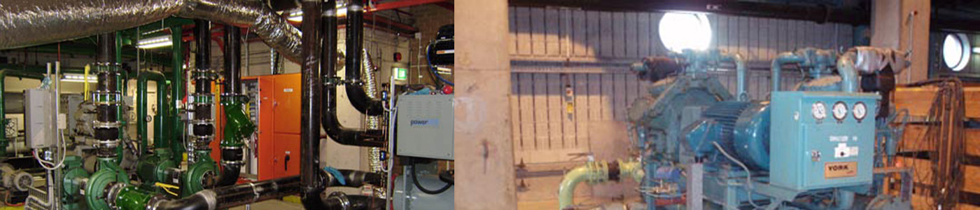 Mechanical Equipment main plant