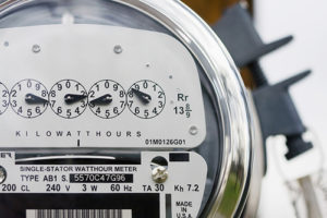Energy management investment with energy metering in commercial buldings