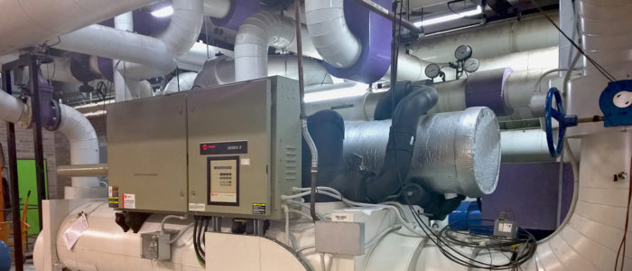 HVAC Mechanical Services for Commercial Buildings