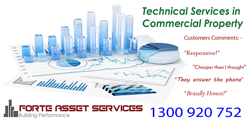 Technical services in Commercial Property