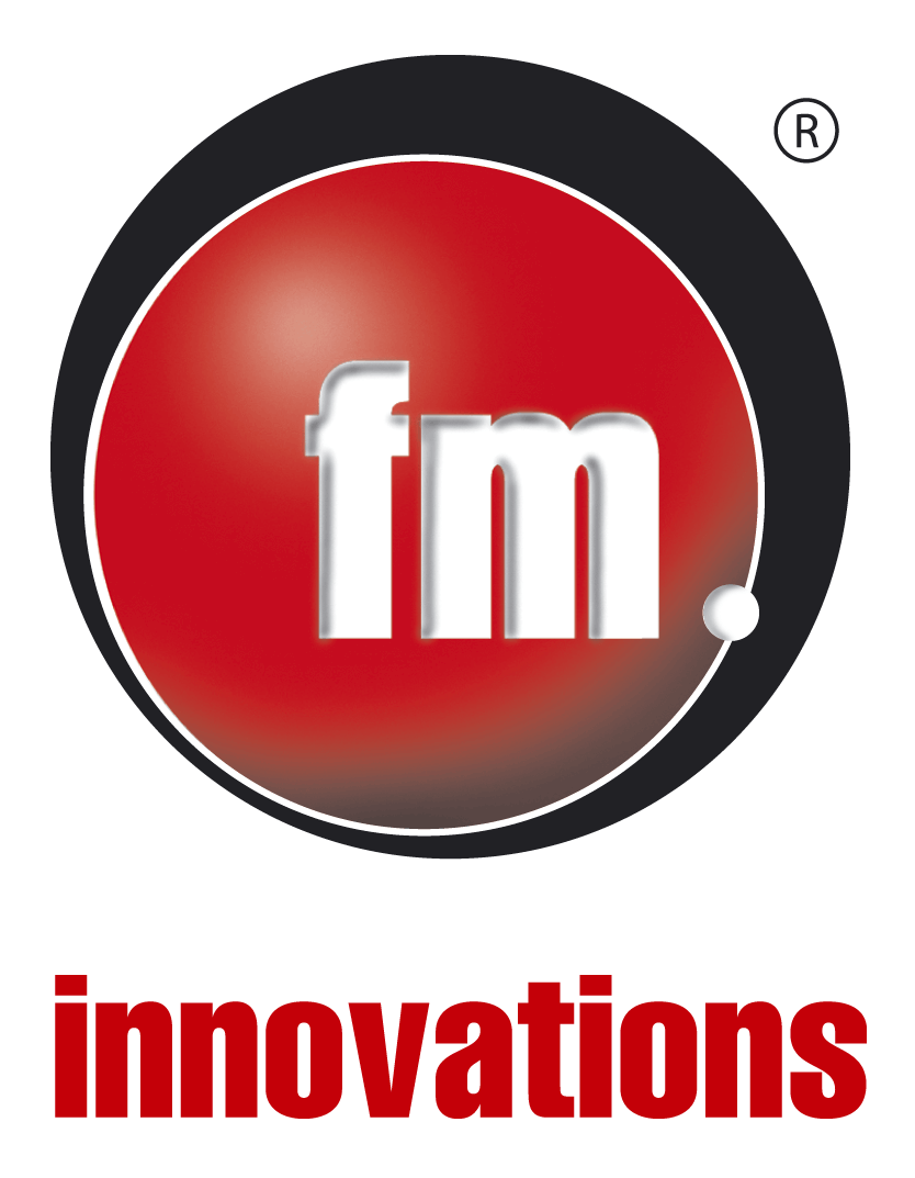 Fm Innovations website logo