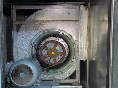 HVAC Mechanical Services Audit