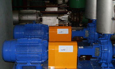 Include the Chiller Pumps in the Mechanical Services Asset register of your building