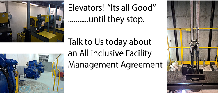 Facility Management services icuding elevators