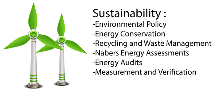 sustainability in commercial property