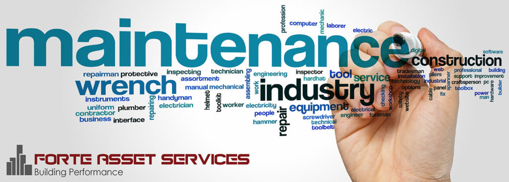 Facility Management Trade services Technical services in Commercial property