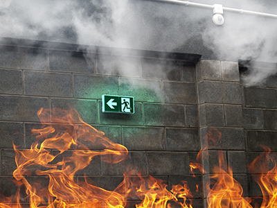 Fire Indication Panel Programming | emergency lighting testing and repairs