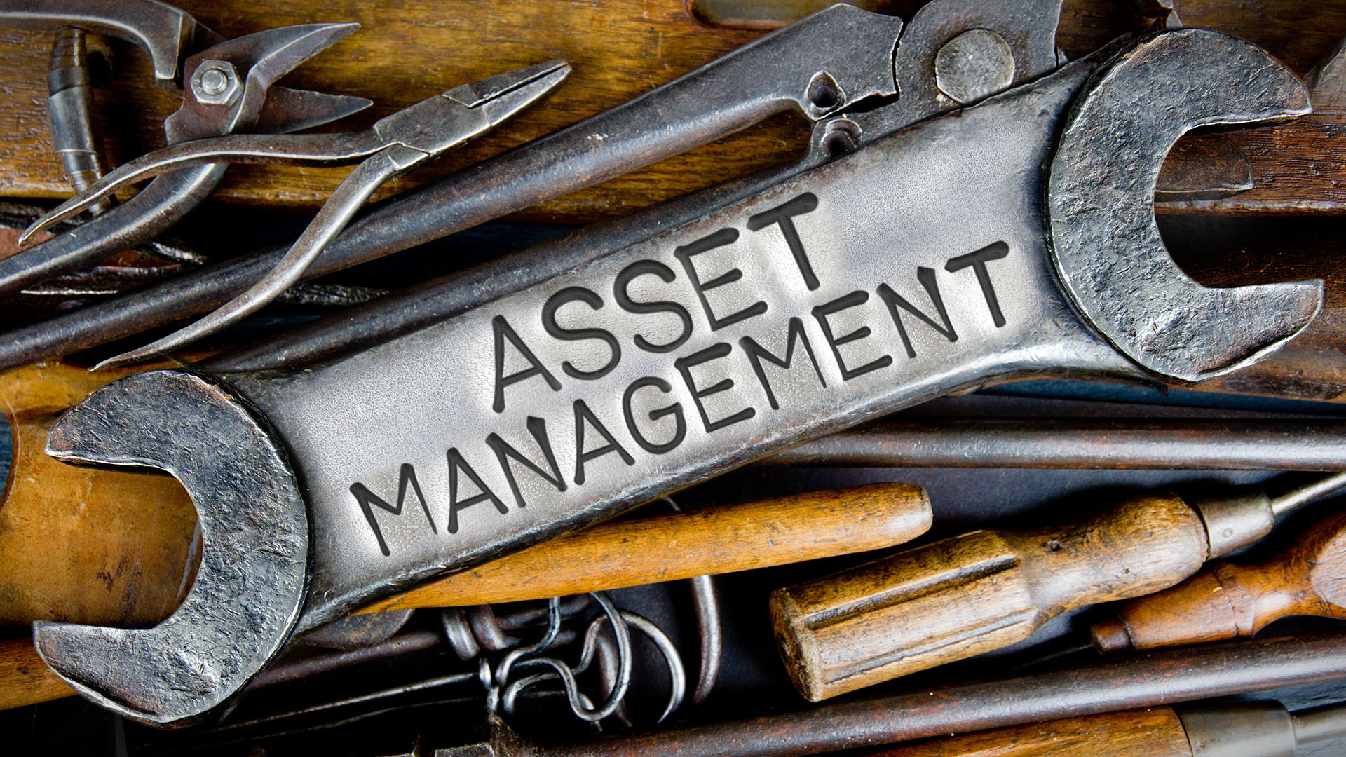 Asset services management for commercial buildings and facility management banner