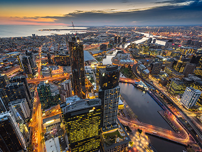 Melbourne Skyline building management