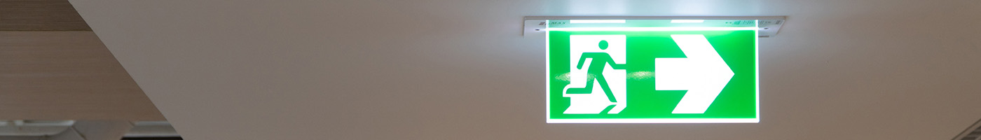 Emergency Lighting maintenance and repairs Sydney Melbourne And Canberra banner 1300 920 752