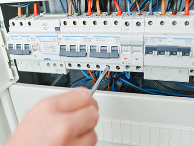 Electrical Repairs and Maintenance services by Forte team member