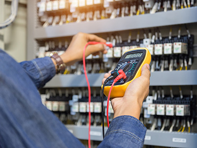 Forte Asset Services Electrical Repairs